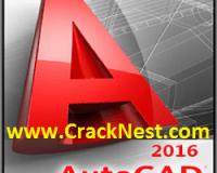 Autocad 2016 Crack & Keygen Plus Product Key Full Download [Latest]