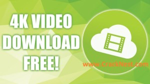 4K Video Downloader Crack Keygen