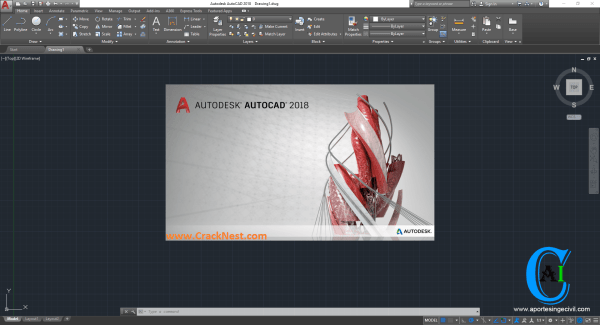 AutoCAD 2018 Key Crack