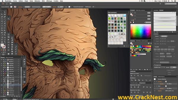 Adobe Illustrator CC 2017 Key Crack