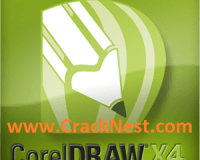 Corel Draw X4 Serial Number Plus Crack & Keygen Download Full Version