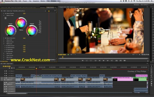 Adobe Premiere Pro CS6 Serial Number Crack