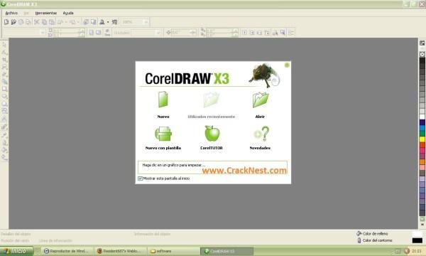 Corel Draw X3 Serial Number Keygen