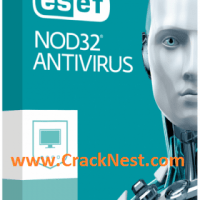 Eset NOD32 Serial Key 2020 Crack Free Download Latest Update