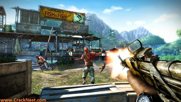 Far Cry 3 Crack Download