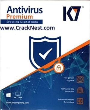 K7 Antivirus Key Crack