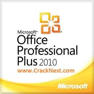 Microsoft Office Professional Plus 2010 Crack