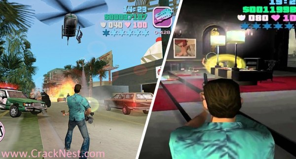 Gta Vice City Crack Plus License Key