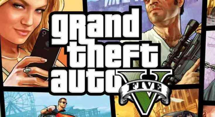 GTA 5 Free Download Direct Link ISO