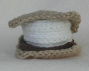 Crochet smore