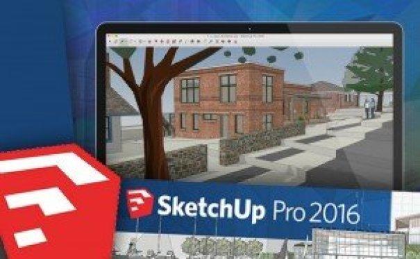 SketchUp Pro 2016