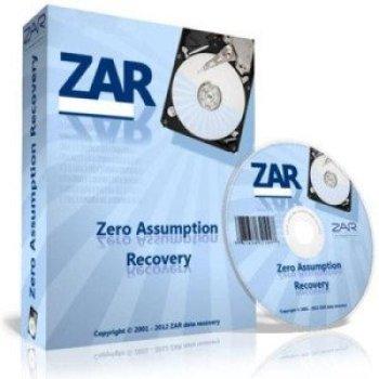 ZAR Zero Assumption Data Recovery 10