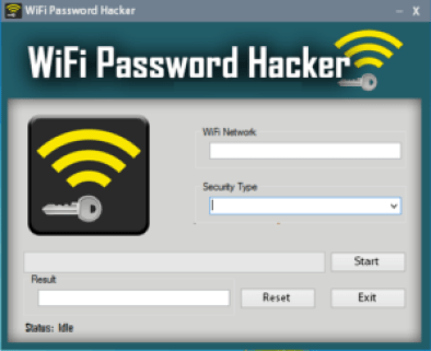 Wifi-Password Hacker Free Download