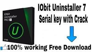 iobit uninstaller license key free