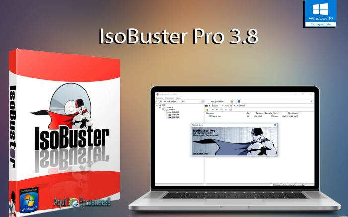 isobuster 3.0 registration id and key