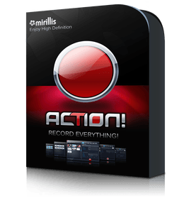 Mirillis Action! 3.1.3 Full Version With (Serial Key) [Latest]