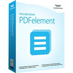 Wondershare PDFelement Professional