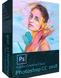 Adobe Photoshop CC 2018 19.1.6.5940 + Crack(Win/Mac)