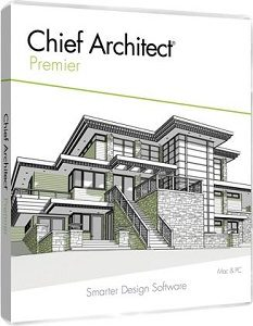 Chief Architect Premier X10 20 3 0 54 (x64) - Software