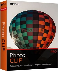 InPixio Photo Clip Professional 9.0.1 Serial Keys [Latest]