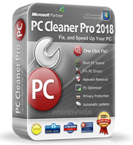 PC Cleaner Pro 2018
