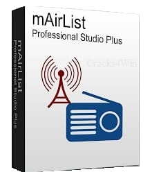 mAirList Professional Studio Plus