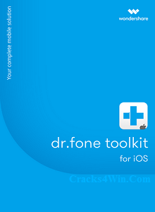 Wondershare dr.fone toolkit for iOS
