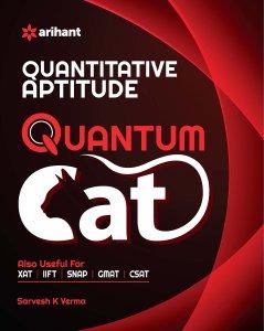 Quantum CAT By Sarvesh Kumar Verma PDF Download
