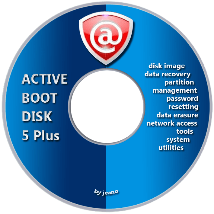 active boot disk iso free download