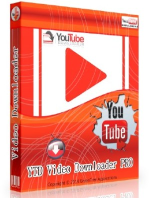 YouTube Downloader (YTD) Pro v5.1.0 Crack Latest