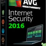 AVG Internet Security 2016 16.0 Build 7294 [ 32 Bit ]
