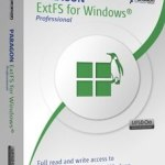Paragon ExtFS for Windows + Mac Crack free