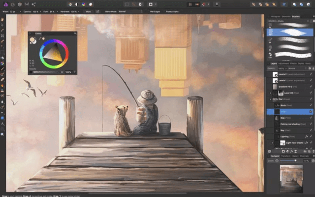 Affinity Photo 1.6.6 Patch