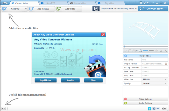 Any-Video-Converter-Ugetpc