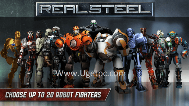 Real Steel download-CrackSoftPC