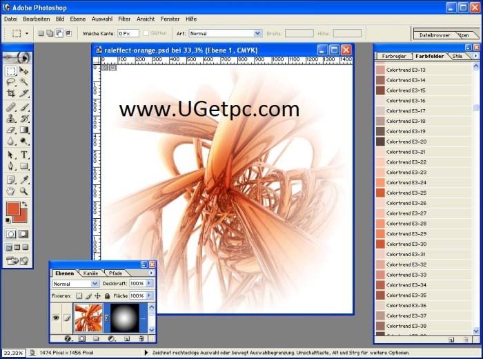 Adobe Photoshop 7.0-Download-cod-UGetpc