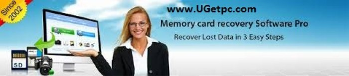 Micro Card Recovery-easy-UGetpc
