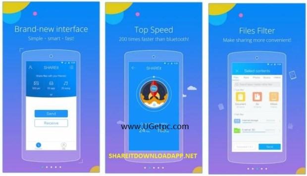 SHAREit App- img-UGetpc