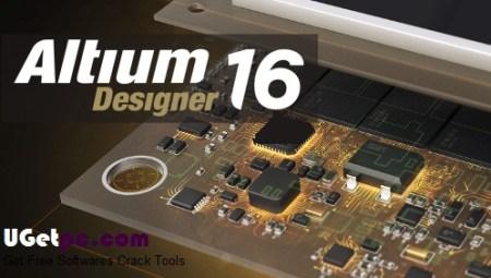 Altium Designer-logo-UGetpc