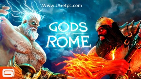 Gods Of Rome-cover-UGetpc