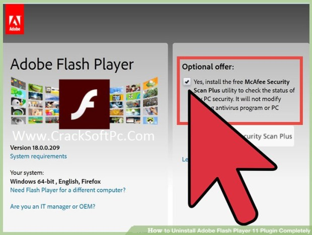 download adobe flash player 11 for firefox