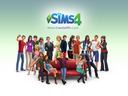 The Sims 4-Cover-CrackSoftPc