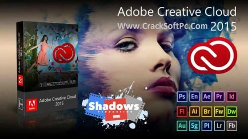 Adobe CC 2015 Crack-cover-cracksoftpc