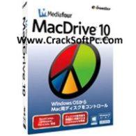 MacDrive Standard 10.1.0 Serial Number Plus Keygen Free Latest Version