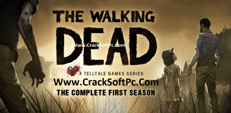 The Walking Dead Season 1 PC Game Free Download-Cover-CrackSoftPC