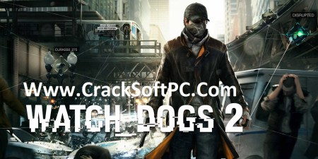 Watch Dogs 2 Free Download Cover-CrackSoftPc