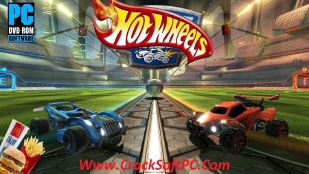 Download Rocket League Hot Wheels Edition Free Cover-CrackSoftPC