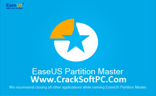 EASEUS Partition Master Crack 11.9 License Code Cover-CrackSoftPC