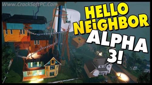 Hello Neighbor Alpha 3 Download Free-Cover-CrackSoftPC