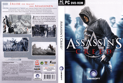 Assassin's Creed 1 Download-Cover-CrackSoftPC